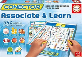 Educa Conector Associate & Learn Game, One Color - $32.66