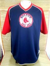 BOSTON RED SOX MLB fan Jersey Shirt True Fan men XL Baseball Genuine soc... - $13.22
