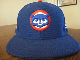 CHICAGO CUBS NEW ERA 59FIFTY 2017 ARIZONA LEAGUE ROYAL BLUE FITTED CAP S... - $470,44 MXN