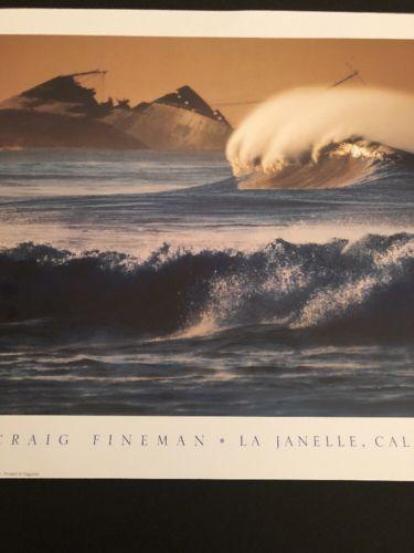 Craig Fineman : La Janelle ( 2002) / The Art Group Limited Poster