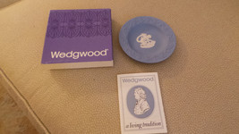 unused Wedgwood Cupid Patrician Tray Made in England J1006 3603 with booklet NIB - $6.99