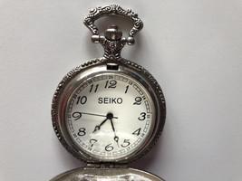 Seiko Vintage Pocket Watch Horses - $67.00