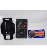 Panasonic VSQS1200 Remote Control OmniMovie VHSC Camcorder PV-332 PV-A16... - $17.81