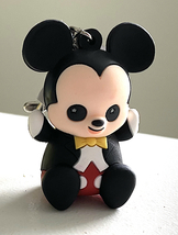 Disney Parks Mickey Mouse Wishables Keychain with Lobster Claw NEW - $20.00