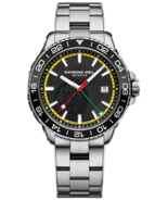 New Raymond Weil  Men's Bob Marley     comes with mfg warranty - $950.00