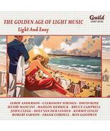 Light & Easy / Various [Audio CD] VARIOUS ARTISTS - $5.81