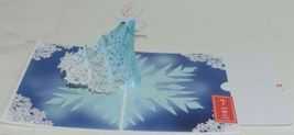 Lovepop LP2101 Disney Frozen Elsa Pop Up Card White Envelope Cellophane Wrapped image 4