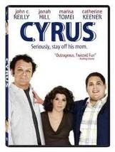 DVD - Cyrus DVD  - $5.13