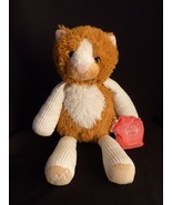 Scratch The Cat Scentsy Buddy with Sweat Pea and Vanilla Scent Pack - $19.55