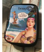 Benefit Cosmetics Picture Makeup cosmetic Travel Bag new - $6.79
