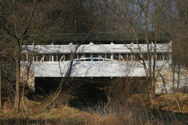 Knox Covered Bridge 13 x 19 Unmatted Photograph - $35.00
