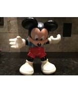 Vintage Mickey Mouse figurine  - $25.00
