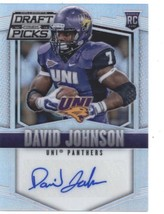 2015 Panini Prizm Collegiate Draft Picks Draft Picks Autographs David Jo... - $30.01