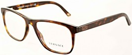 New Authentic Versace Eyeglasses VE 3162 108 VE3162 Made In Italy 54mm MMM - $150.44