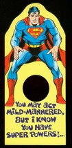 NEAL ADAMS SUPERMAN BIRTHDAY CARD 1978 NM - $18.62