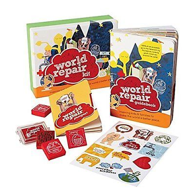 World Repair Kit game 2009 child activity Serena Lily Foundation charity H27