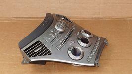 06 Subaru Tribeca B9 Heater Climate Control Dash Air Vents Info Stereo Faceplate image 8