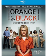 Orange Is The New Black: Season 1 [Blu-ray] - $5.00