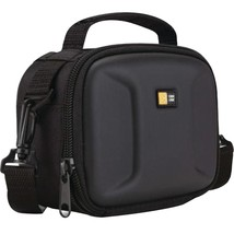 CASE LOGIC MSEC4 BLACK Compact Camcorder Case - $26.21