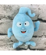 "Disney Jr Vampirina Demi Ghost Plush 7"" Blue Stuffed Animal TV Character... - $9.89"
