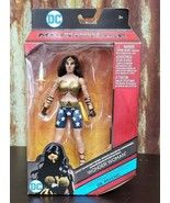 "DC Comics Multiverse Wonder Woman 6"" Figure 2017 BAF Dr. Psycho - $14.03"