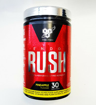 BSN Endo RUSH Pre-Workout  495g - 30 Serving Intense Energy Perfornace P... - $27.88
