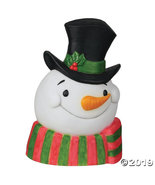 Snowman Plaque with Sound & Lights - $54.87