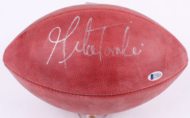 Coach Mike Tomlin Signed Full Size NFL Game Model Football BAS Steelers - $233.74