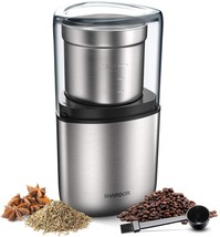 SHARDOR Electric Coffee Bean Grinder, Spice Grinder, 1 Removable Bowl wi... - $63.20