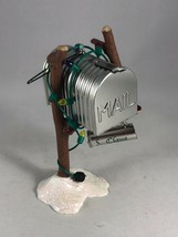 Hallmark Christmas Ornament - SANTA'S MAILBOX - 2002 with Original Box - $14.00