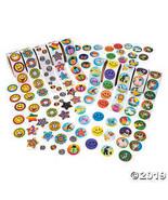 Fun Express Super Sticker Assortment - 1000 Stickers - $21.74