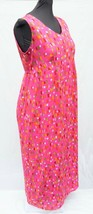 Motherhood Maternity Sleeveless Summer Dress Size Sz L Large - $23.74