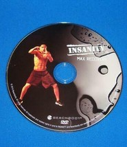 BEACHBODY INSANITY MAX RECOVERY  REPLACEMENT DISC DVD - $4.46