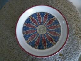 Dansk Raffia salad plate 4 available - $4.16