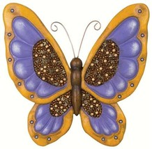 Carson Home Accents CHA10140 Beadworks Garden Stone Butterfly - $22.88