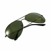 Occhiali da Sole da Uomo Aviator UV400 da Pilota Moda Classic Verde Green - $6.61