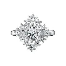Avon Snowy Shimmer Ring Size 6 - $15.84