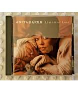 Rhythm of Love by Anita Baker (CD, Sep-1994, Elektra (Label)) - $3.50