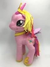 """My Little Pony Princess Cadence Funrise Plush Pink Large 14"""" Unicorn Peg... - $39.99"""