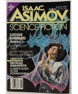 Isaac Asimov's Science Fiction Magazine August 1986 Volume 10 Number 8 - $3.99
