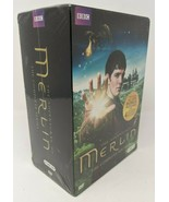 The Adventures of Merlin: The Complete Series 1 2 3 4 5 Bonus (DVD, BBC, Shine) - $94.04