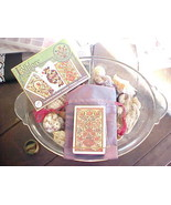 NEW Piatnik Playing Cards FOLKLORE Single Deck Xmas Stocking Stuffer FAS... - $13.33