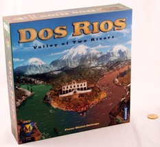 DOS RIOS by Mayfair Games (MIB/NEW) - $45.00