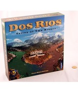 DOS RIOS by Mayfair Games (MIB/NEW) - $45.00