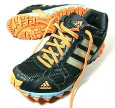 Adidas Thrasher 1.1 Trail Running Shoes Womens 8.5 Orange Blue Trail Run... - £29.88 GBP