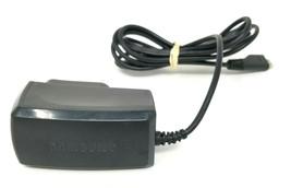 Samsung Micro Corded Travel Charger-ATADU10JBE (Black) - $4.99