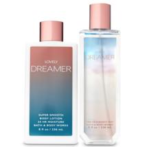 Bath & Body Works Lovely Dreamer Body Lotion + Fine Fragrance Mist Duo Set - $27.39