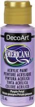 Americana Acrylic Paint 2oz-Purple Petal - $8.54
