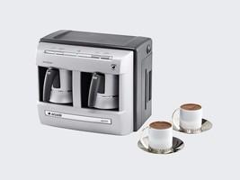 ARCELIK BEKO K3190P Turkish Greek Arabic Coffee Espresso Maker Full Auto... - $200.68