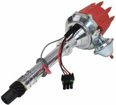 Pro Series R2R Distributor for Chevrolet SBC BBC with Fixed Collar Red Cap image 6